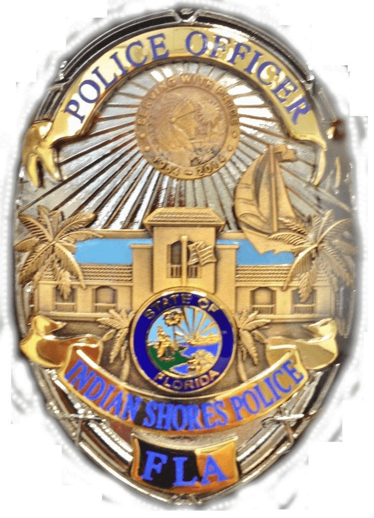 Emergency Management PO Badge