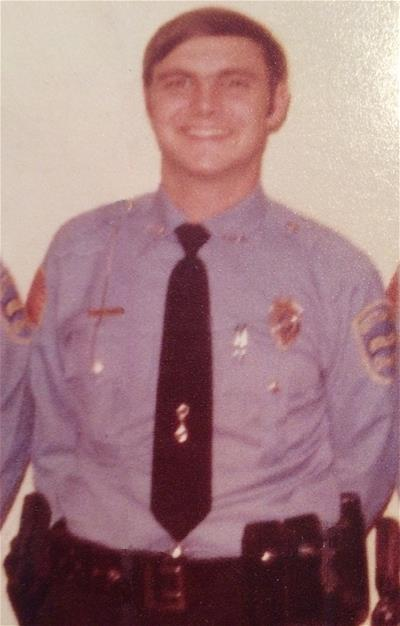 Chief Terry Hughes 1977