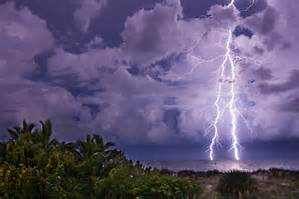FL Lightning Strike