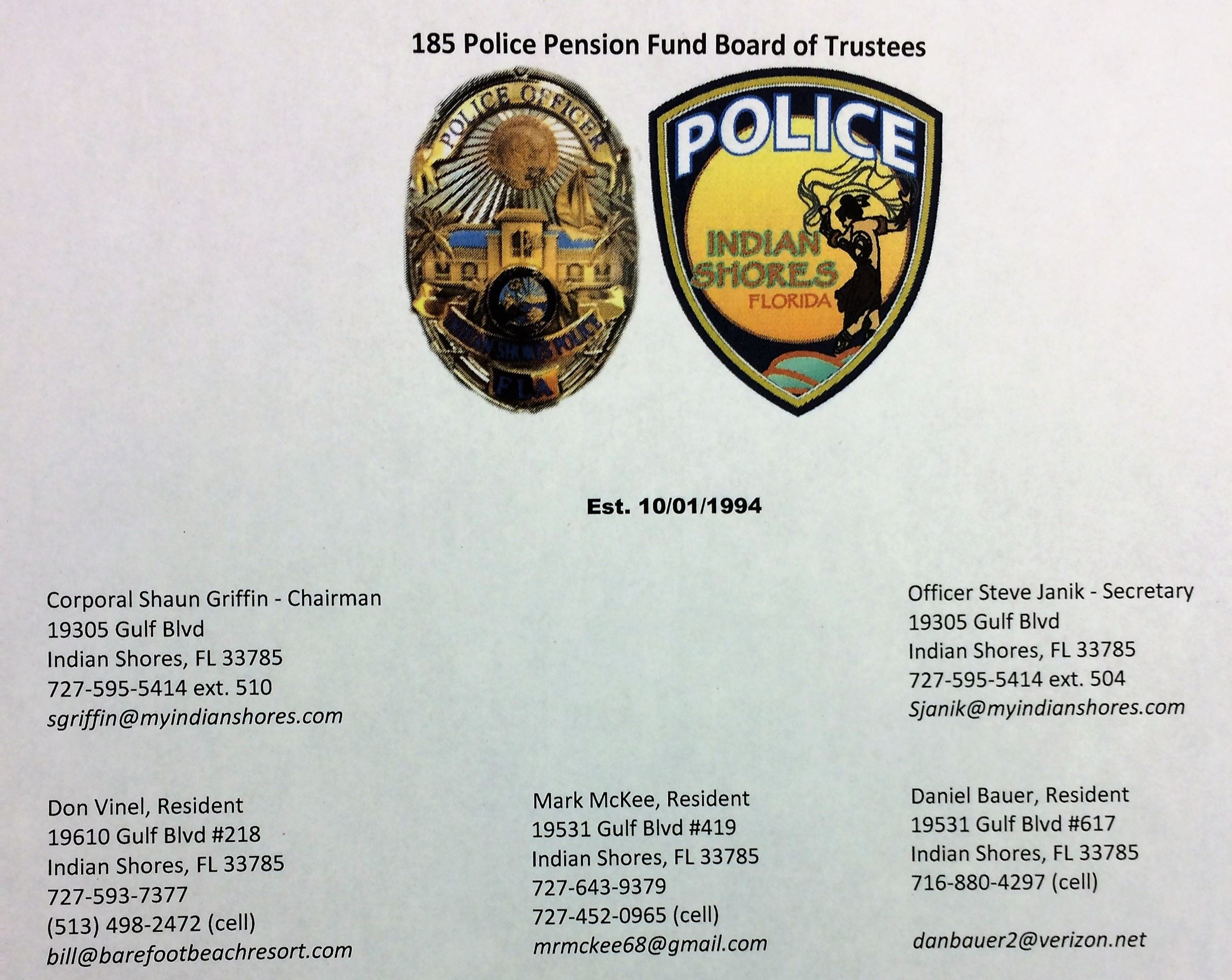 Pension Board