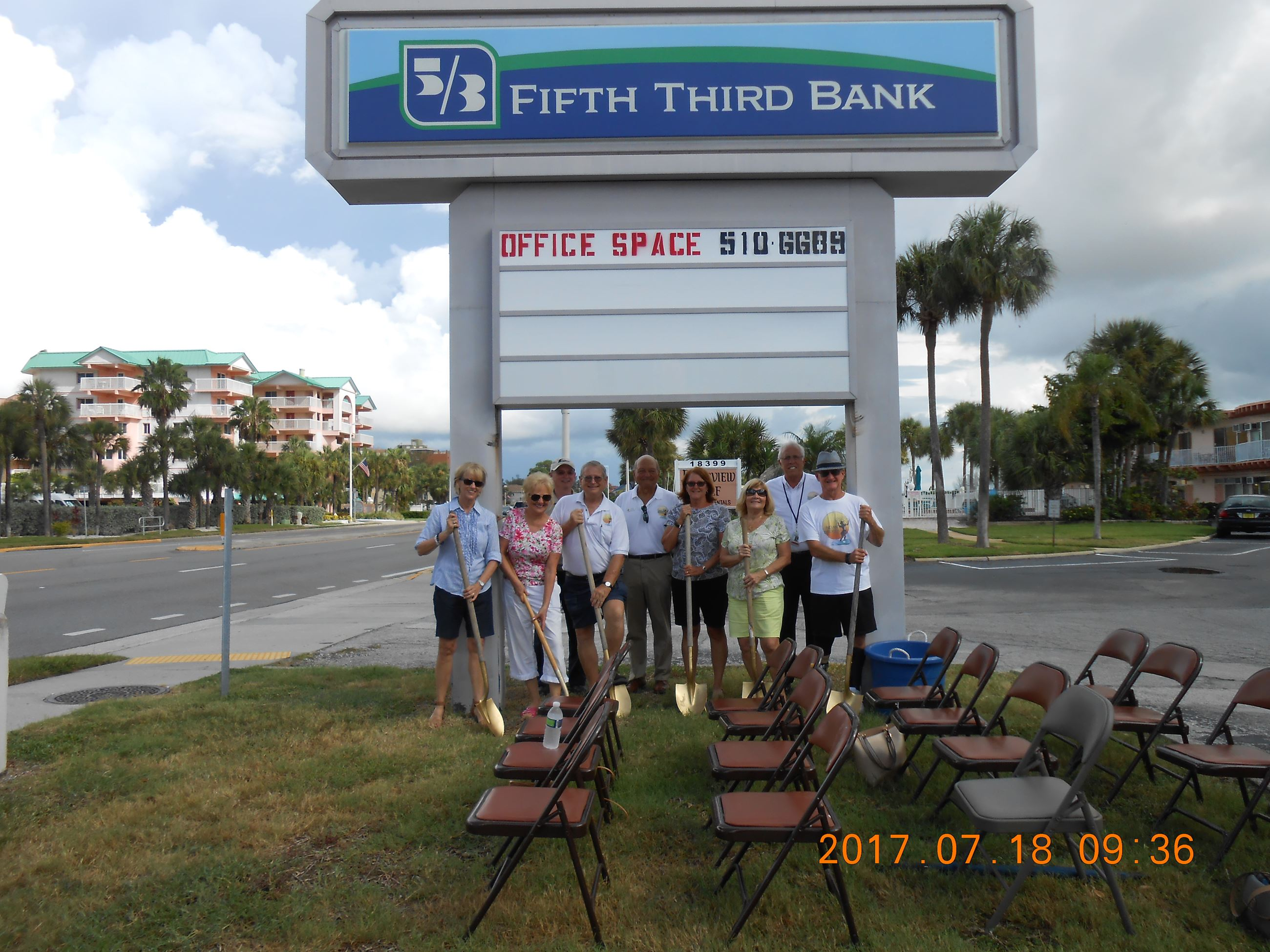 GBB Streetscape Volunteers
