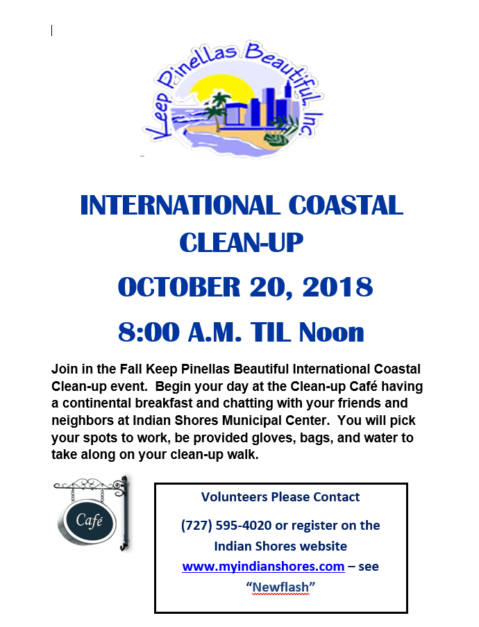 Oct 2018 Beach Cleanup