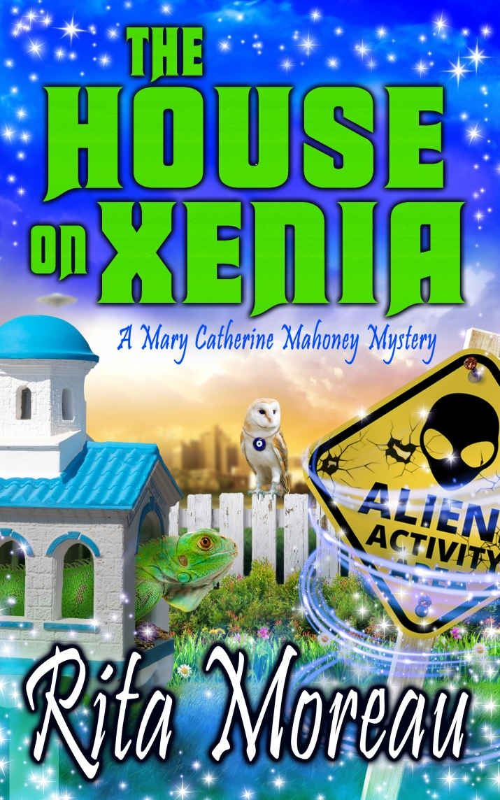 The House on Xenia book cover