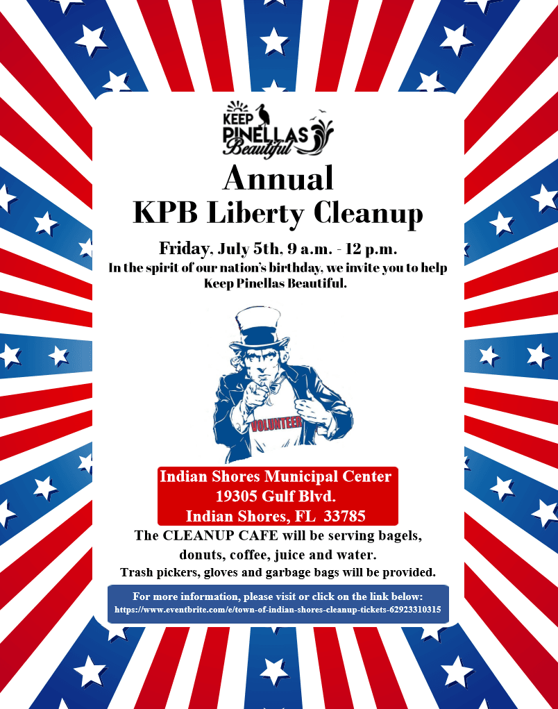 Annual Liberty Clean Up