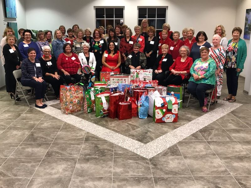 Women's Club Christmas Party