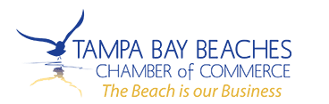 Tampa Bay Beaches Chamber of Commerce Logo