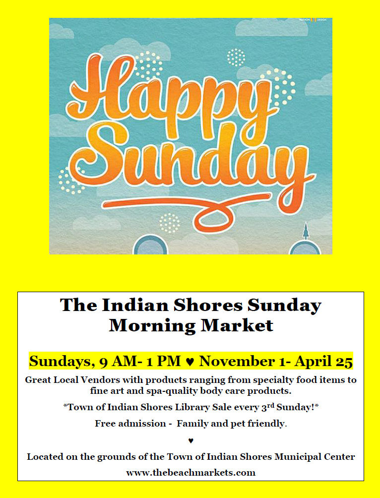 Sunday Morning Market November 2020 Flyer (PNG)